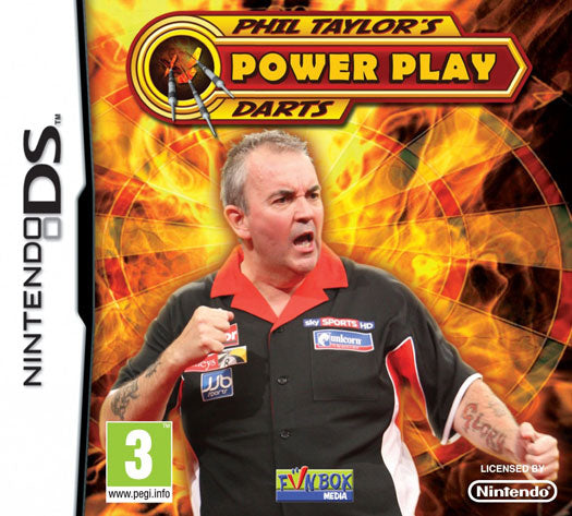 Phil Taylor's power play darts
