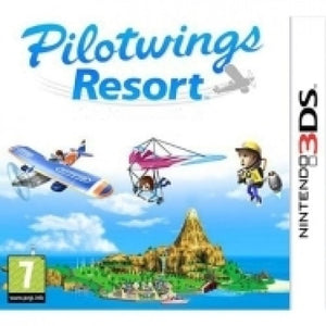 Pilotwings Resort USED