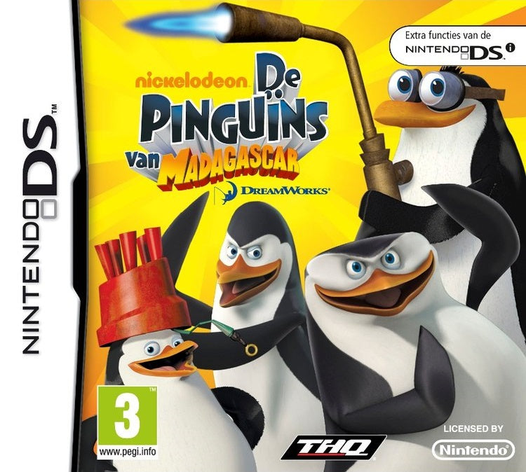 De pinguins van Madagascar