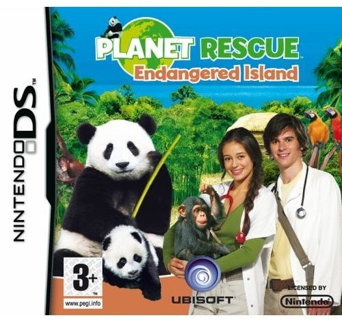 Planet rescue endangered island