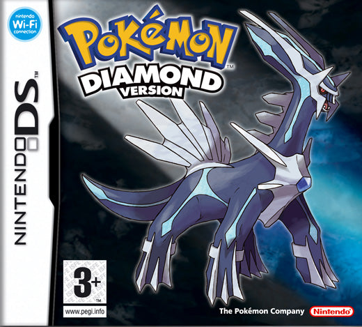 Pokemon diamond version