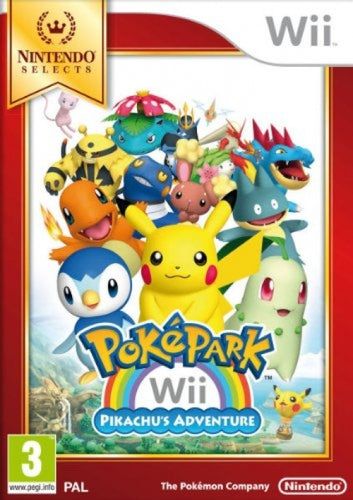 Pokepark Pikachu's adventure