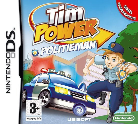 Tim Power politieman