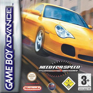 Need for speed Porsche unleashed  (losse cassette)
