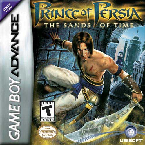Prince of Persia the sands of time (losse cassette)