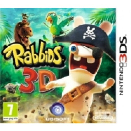 Rabbids 3D USED