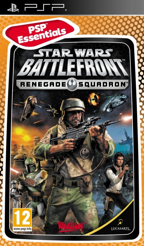 Star Wars battlefront renegade squadron