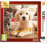 Nintendogs and cats 3D: golden retriever