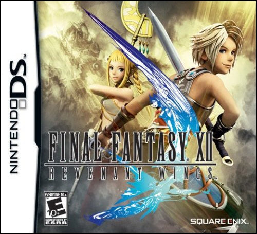 Final Fantasy XII: Revenant Wings (import)