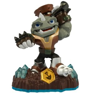 Skylanders Swap force rubble rouser