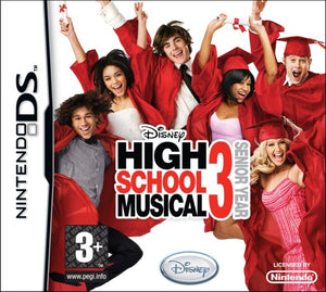 High School musical 3 senior year dance! (losse cassette)