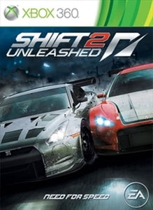 Need for speed shift 2: unleashed
