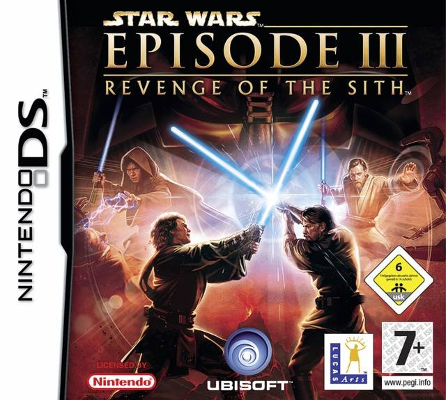 Star Wars 3 revenge of the Sith (losse cassette)