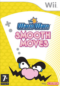 Wario Ware smooth moves