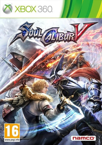 Soul Calibur V (5)