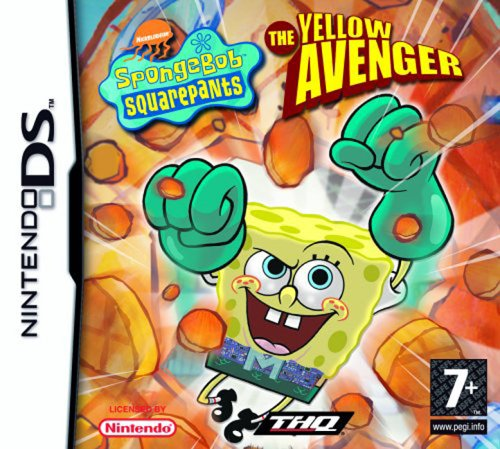 Spongebob yellow avenger