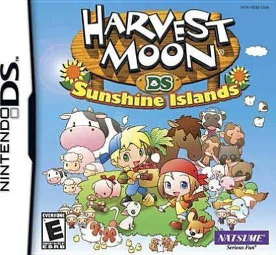 Harvest Moon: Sunshine Islands (import, nieuw in seal!)