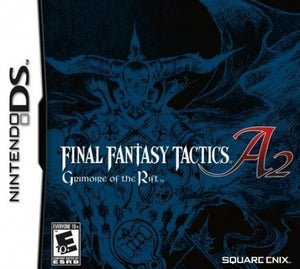 Final Fantasy tactics A2: grimoire of the rift (import)