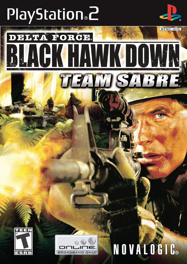 Delta force - Black hawk down - team sabre