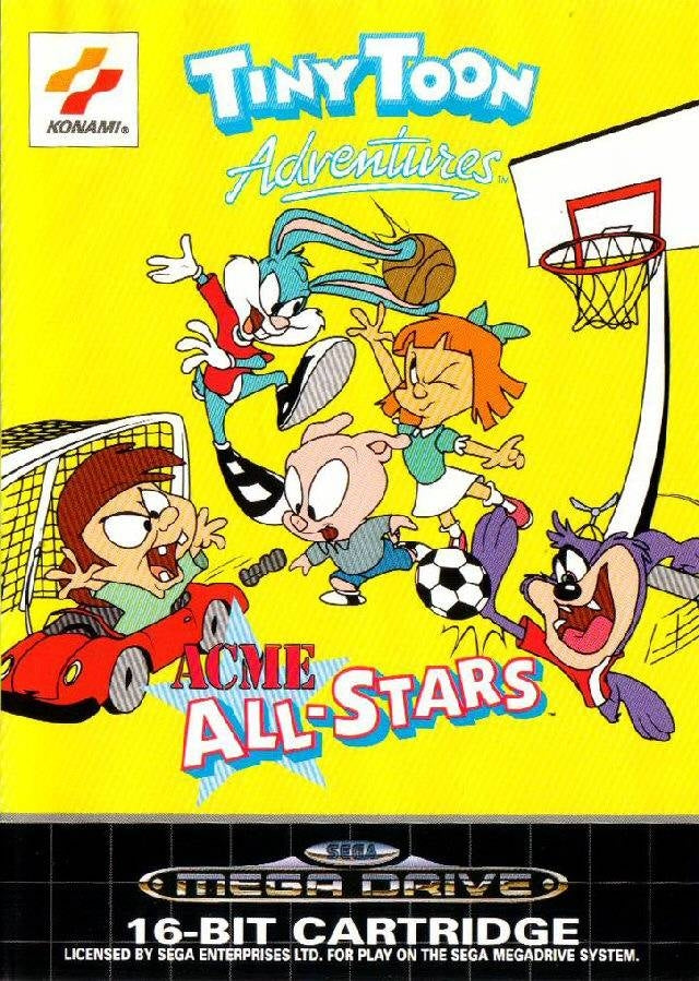 Tiny Toon adventures