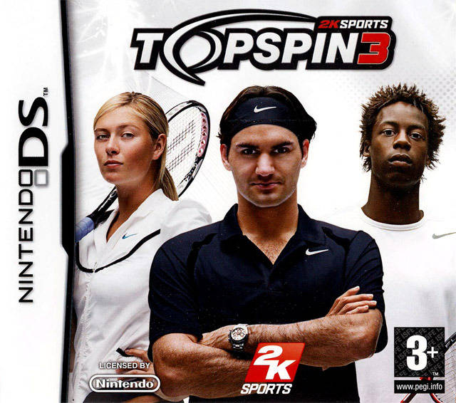 Top Spin 3 (losse cassette)