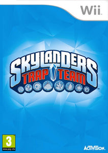 Skylanders Trap Team (alleen game)