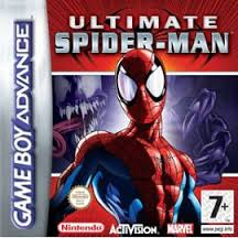 Ultimate Spider-man (losse cassette)