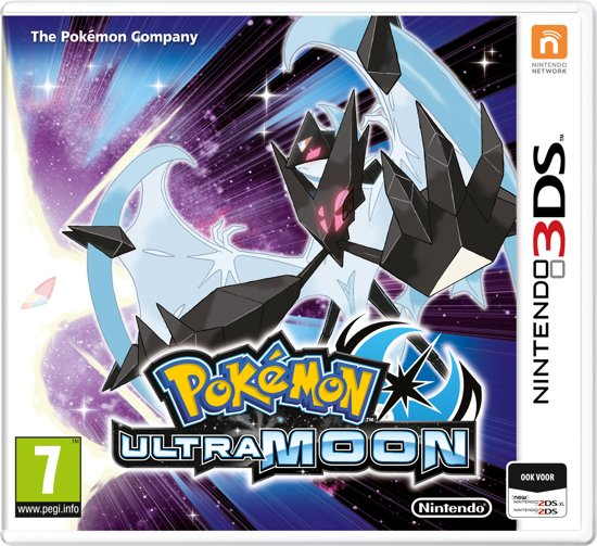 Pokemon Ultra Moon