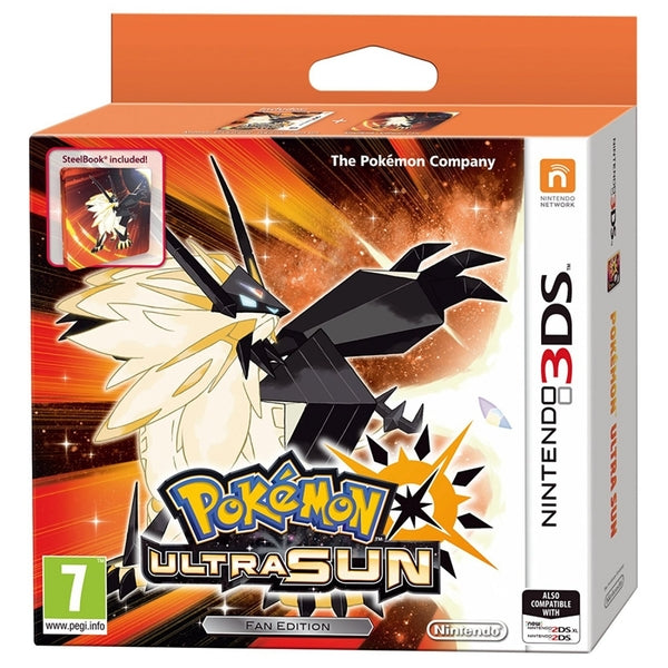 Pokemon Ultra Sun fan edition