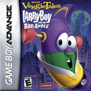 Veggietales Larryboy and the bad apple (losse cassette)