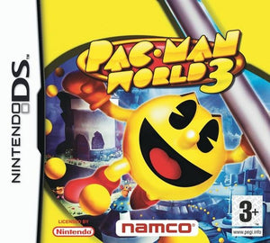 Pac Man world 3 (import)