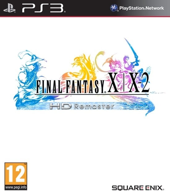 Final Fantasy X & X-2 HD remastered