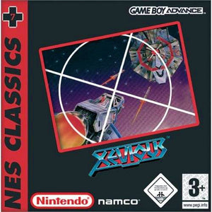 Xevious classic NES series (import, nieuw in seal!)