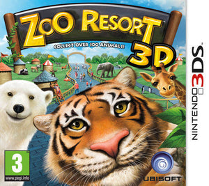 Zoo resort 3D USED
