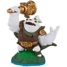 Skylanders Swap force Zoo Lou