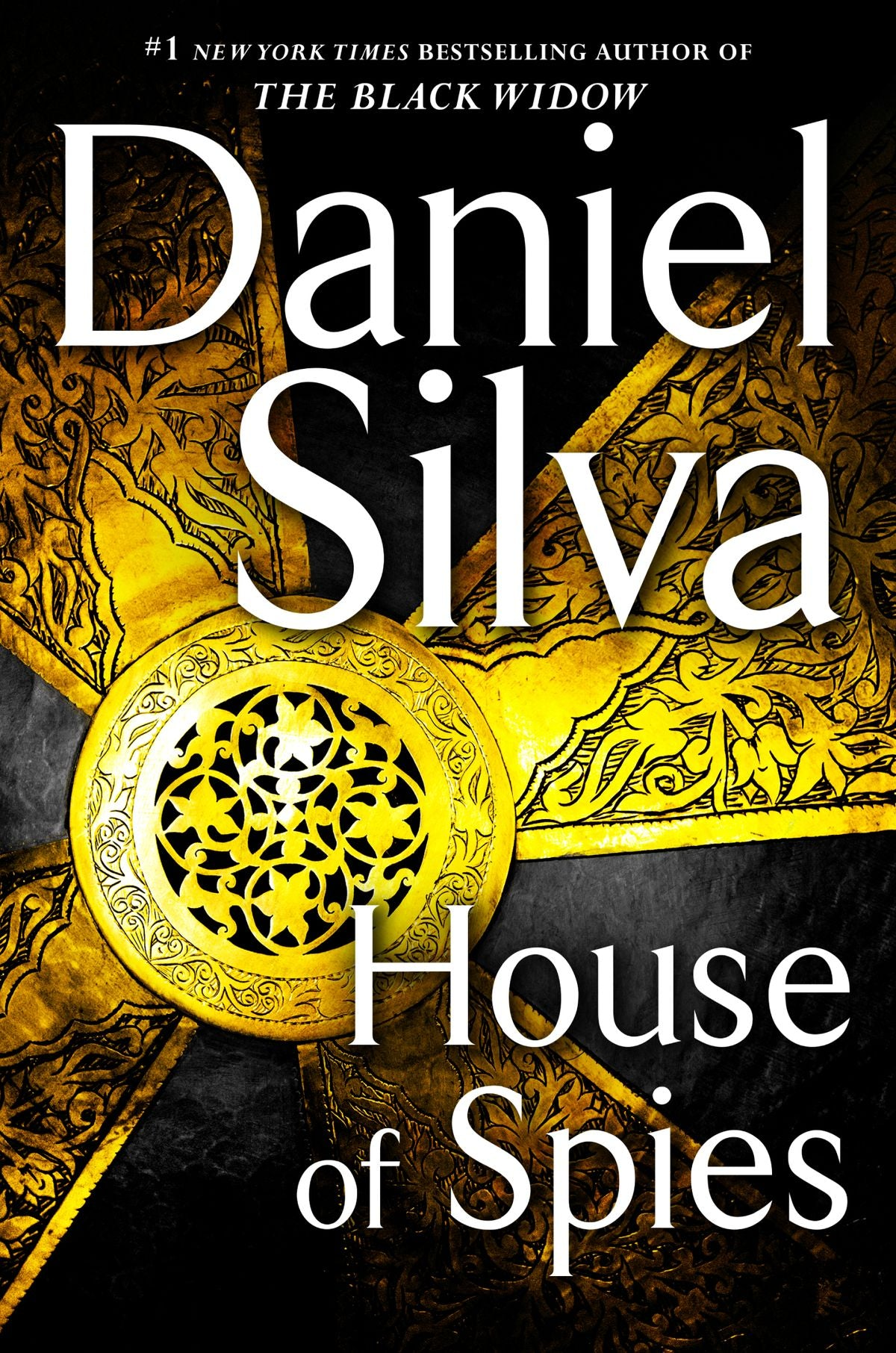 House of Spies Daniel Silva