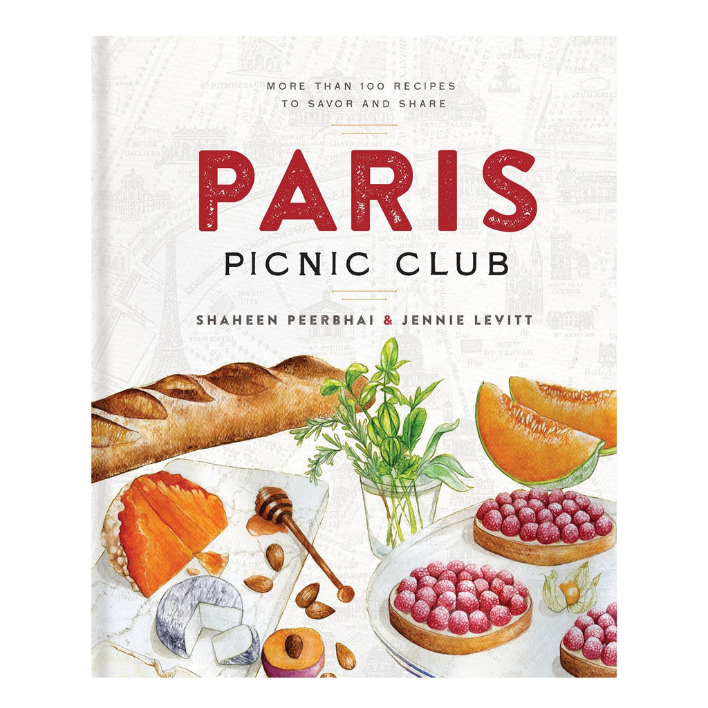 Paris Picnic Club Cookbook