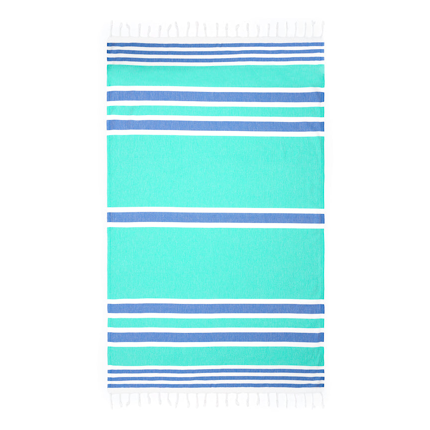 Azure Samsara Turkish Towel