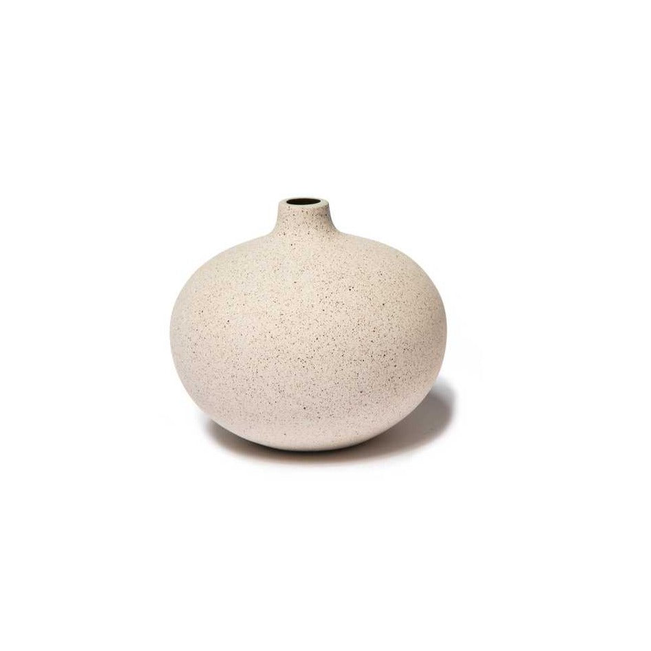 Bari Medium Vase Light Sand Lindform