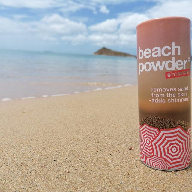 Beachpowder Shimmer