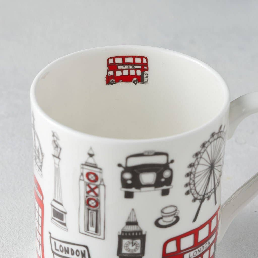 Big Smoke London Mug