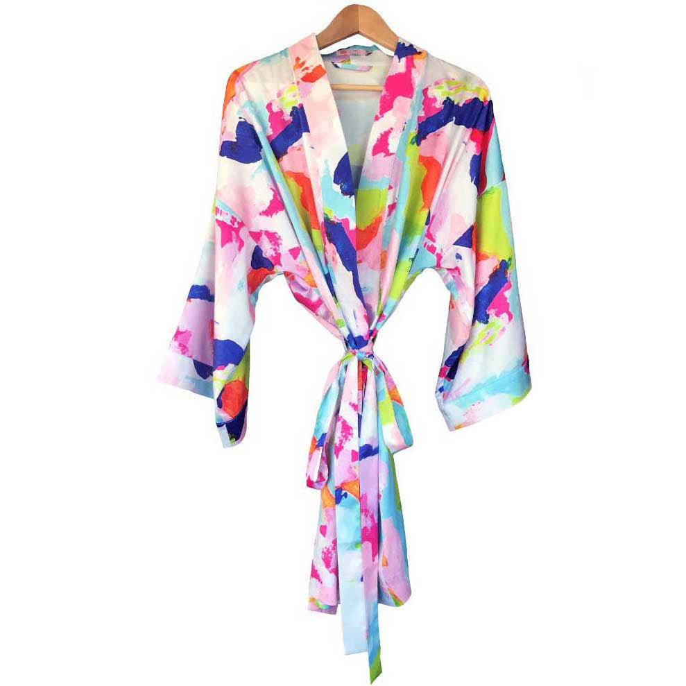 The Blush Label Martin Kimono Robe