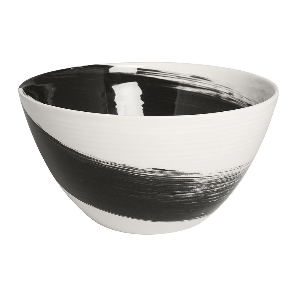 Charcoal Swish Salad Bowl