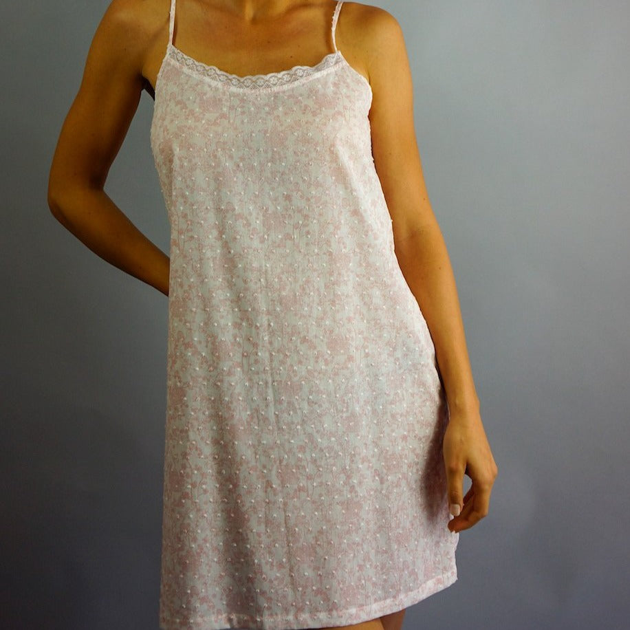 Diane Pink Nightie