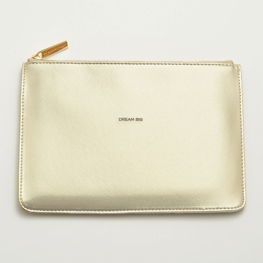 Estella Bartlett Gold Pouch