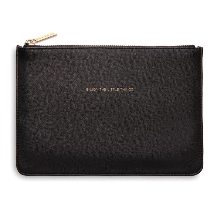 Estella Bartlett Black Pouch