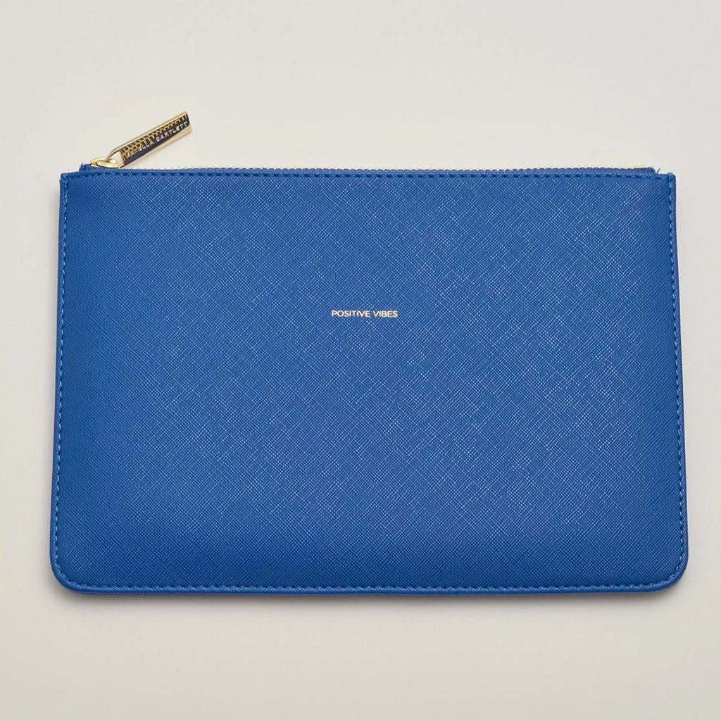 Estella Bartlett Royal Blue Pouch