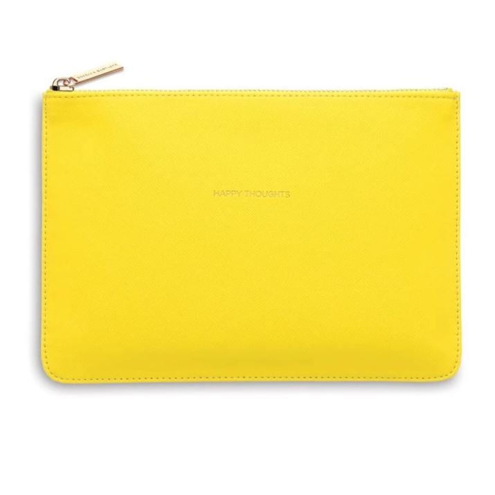 Estella Bartlett Yellow Pouch