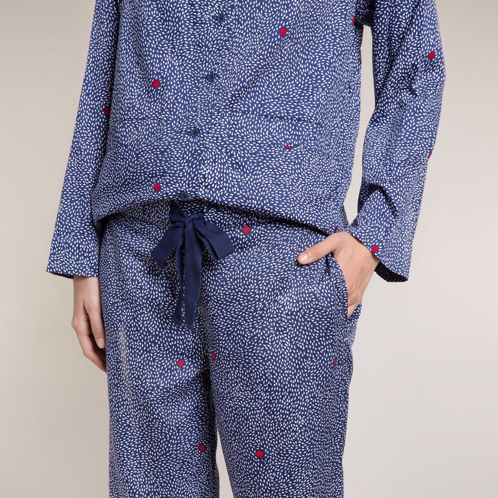 Float Away PJ Set Yawn Pajamas