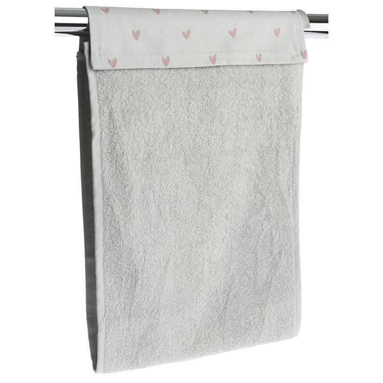 Hearts Roller Towel